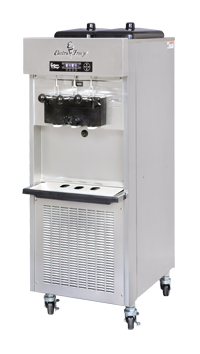 SLX400E - Gravity Freezer with VQM
